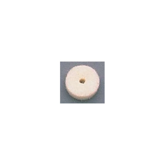 ALL PARTS AP0674025 WHITE FELT CUSHIONS FOR STRAP BUTTONS UNIDAD