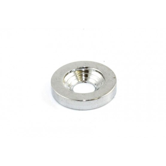 ALL PARTS AP5260010 RECESSED NECK SCREW BUSHINGS (4 PIECES) FOR GUITAR OR BASS, CHROME