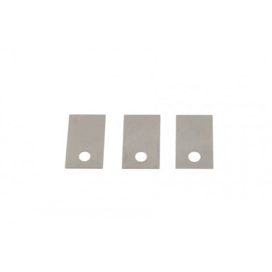 ALL PARTS BP2214001 SHIM SET FOR LOCKING SADDLES (SET OF 12 PIECES)