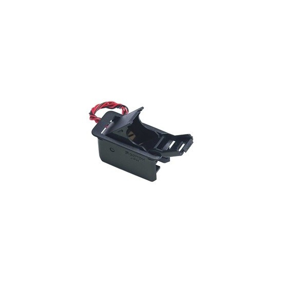ALL PARTS EP2928023 9-VOLT DELUXE BATTERY COMPARTMENT, BLACK