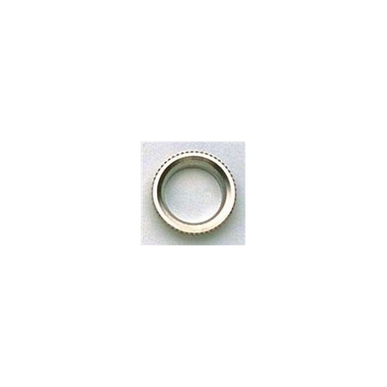 ALL PARTS EP4923001 DEEP THREAD ROUND NUT NICKEL