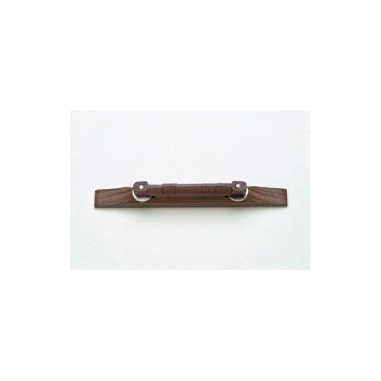 ALL PARTS GB05010R1 ROSEWOOD PUENTE COMPENSADO CON BASE PARA GUITARRAS ARCHTOP. OUTLET