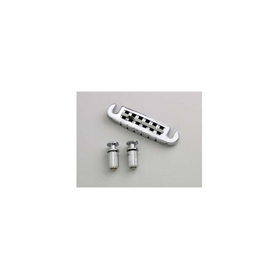ALL PARTS GB2530010 ATB WRAPAROUND ADJUSTABLE BRIDGE ALUMINUM