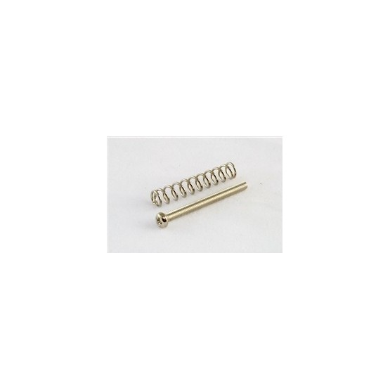 ALL PARTS GS0396001 METRIC HUMBUCKING PICKUP MOUNTING SCREWS (4)