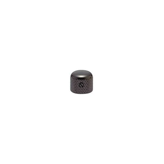 ALL PARTS MK3150003 SHORT BLACK DOME KNOBS (2) WITH SET SCREW