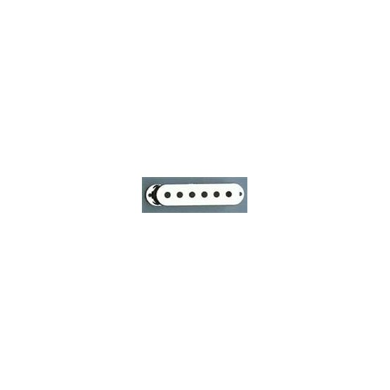 ALL PARTS PC0406010 PICKUP COVER SET FOR STRAT (3 PIECES), CHROME PLATED PLASTIC