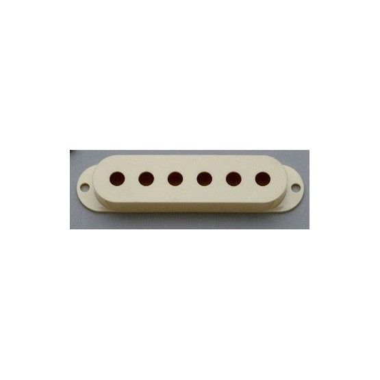 ALL PARTS PC0406050 PICKUP COVER SET FOR STRAT (3 PIECES), PARCHMENT (OLD WHITE)