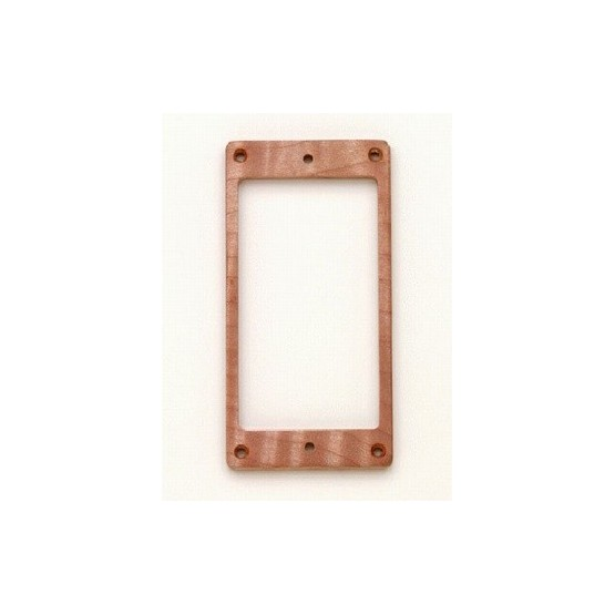 ALL PARTS PC07450M0 HUMBUCKING PICKUP RING SET - NECK AND BRIDGE, NOT-SLANTED, MAPLE