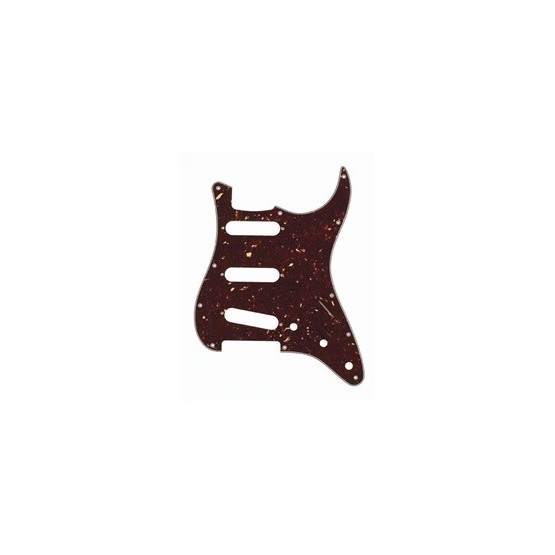 ALL PARTS PG0552046 PICK GUARD FOR STRAT VINTAGE TORTOISE 4-PLY