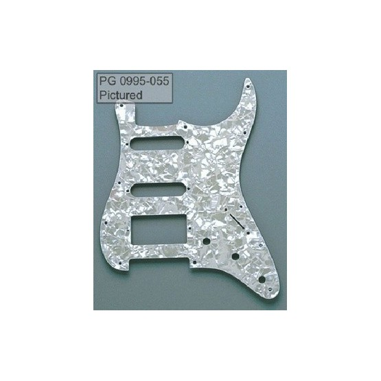 ALL PARTS PG0995035 PICK GUARD 1 HUMBUCKING - 2 SINGLE COILS