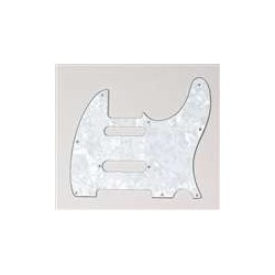 ALL PARTS PG9563055 PICK GUARD FOR TELE CUT FOR STRAT PICKUP MIDDLE WHITE PEARL