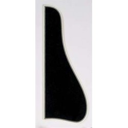 ALL PARTS PG9817023 PICK GUARD FOR L-5 NON-CUTAWAY, WITH 5-PLY BINDING, BLACK