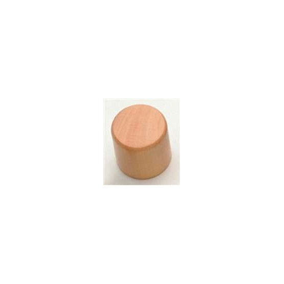 ALL PARTS PK3195000 BOXWOOD DOME KNOBS (2) WITH SET SCREW (RESEMBLES MAPLE)