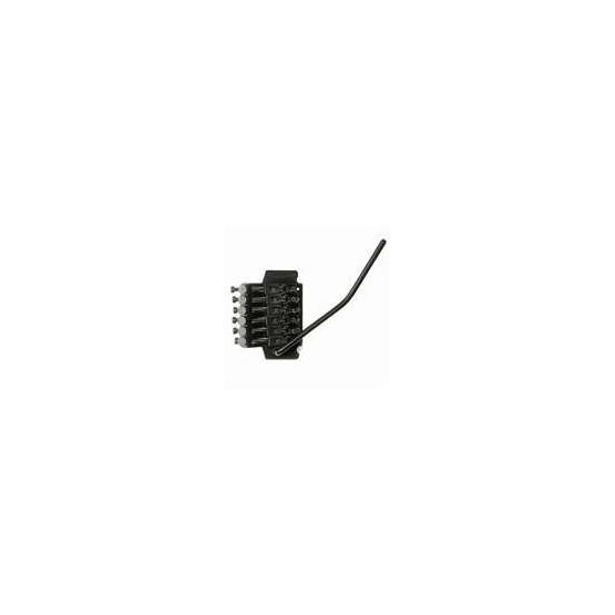 ALL PARTS SB0257003 LOCKING TREMOLO SYSTEM 1-11/16 NUT BLACK 2-1/8