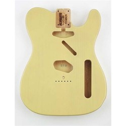 ALL PARTS TBFBLND REPLACEMENT BODY FOR TELE ALDER BODY TRADITIONAL ROUTING