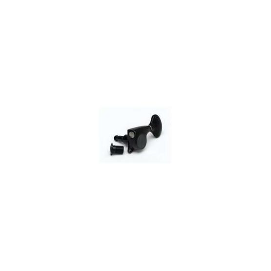 ALL PARTS TK7237003 DELTA SERIES GOTOH LOCKING 510 TUNING KEYS BLACK 3 X 3