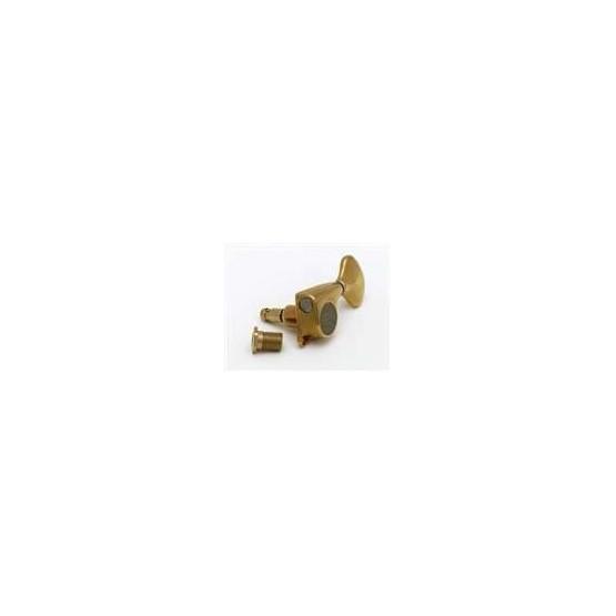 ALL PARTS TK7238002 DELTA SERIES GOTOH LOCKING 510 TUNING KEYS ANTIQUE GOLD