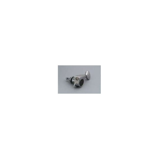 ALL PARTS TK7261010 DELTA SERIES GOTOH 510 TUNING KEYS ANTIQUE CHROME 6-IN-LINE