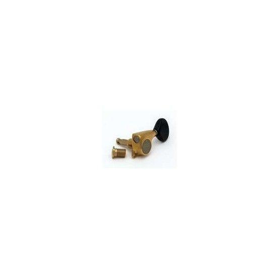 ALL PARTS TK72630E2 DELTA SERIES GOTOH510 TUNING KEYS AN GOLD BLACK BUTTONS