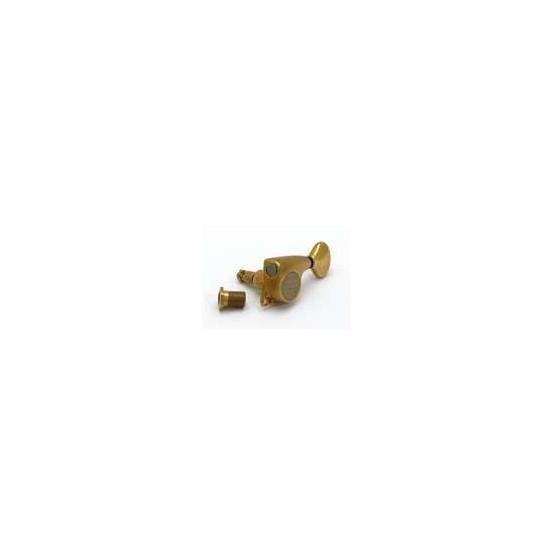 ALL PARTS TK7268002 DELTA SERIES GOTOH LOCKING 510 TUNING KEYS ANTIQUE GOLD