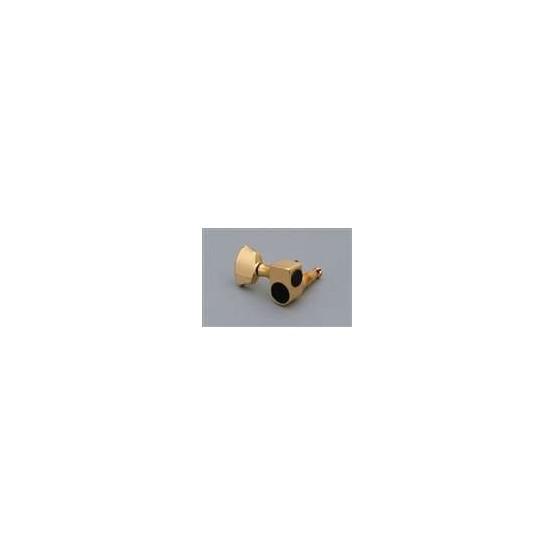 ALL PARTS TK7430002 SPERZEL SOLID PRO TUNING KEYS, GOLD PLATED, 3 X 3
