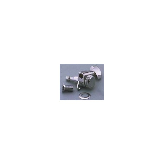 SCHALLER TK0976010 LOCKING TUNING KEYS, 3 X 3, CHROME, WITH HARDWARE, 16:1 OUTLET