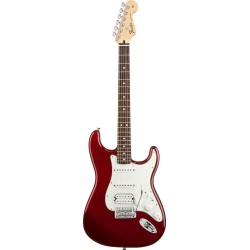 FENDER STANDARD STRATOCASTER HSS RW GUITARRA ELECTRICA CANDY APPLE RED