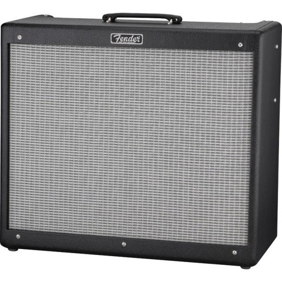 FENDER HOT ROD DEVILLE III 212 BLACK AMPLIFICADOR GUITARRA