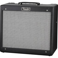 FENDER BLUES JUNIOR III SERIE HOT ROD AMPLIFICADOR GUITARRA NEGRO