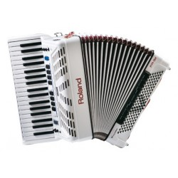 ROLAND FR3X WH TECLAS ACORDEON DIGITAL BLANCO