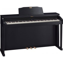 ROLAND HP504 CB PIANO DIGITAL 88 TECLAS NEGRO