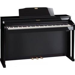 ROLAND HP506 PE PIANO DIGITAL 88 TECLAS CONTRAPESADAS NEGRO PULIDO