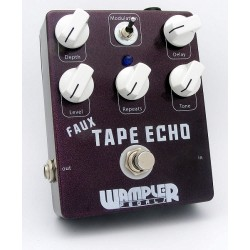 WAMPLER FAUX TAPE ECHO PEDAL. OUTLET