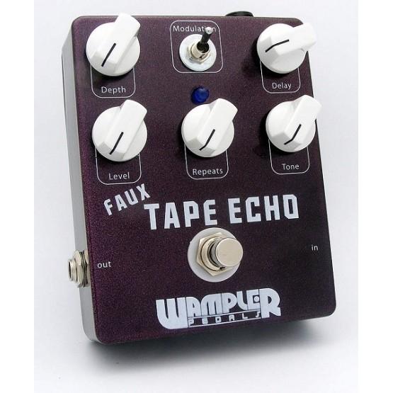 WAMPLER FAUX TAPE ECHO PEDAL