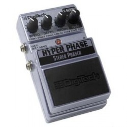 DIGITECH XHP PEDAL PHASER HYPER PHASE CON 7 TIPOS. OUTLET