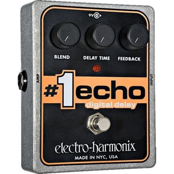 ELECTRO HARMONIX 1 ECHO PEDAL DELAY