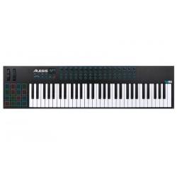 ALESIS VI61 TECLADO CONTROLADOR MIDI USB 61 TECLAS