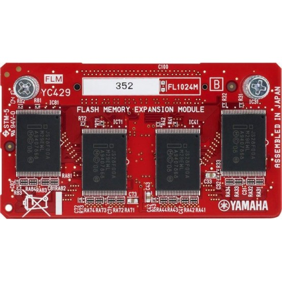 YAMAHA FL1024M MEMORIA FLASH 1GB