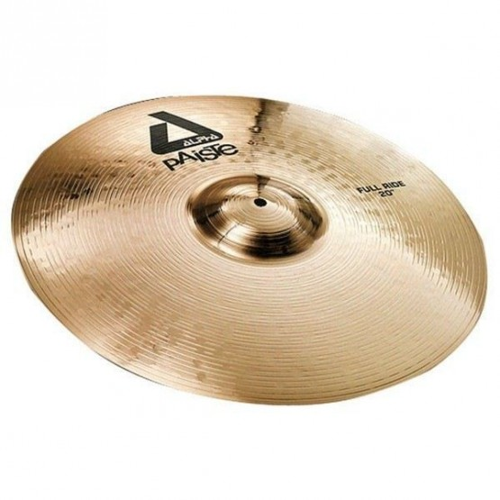 PAISTE 0881620 20 ALPHA 'B' FULL RIDE 20 PLATO BATERIA