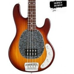 MUSICMAN STINGRAY 5 BAJO ELECTRICO 5 CUERDAS HONEY BURST 150 70 10 02