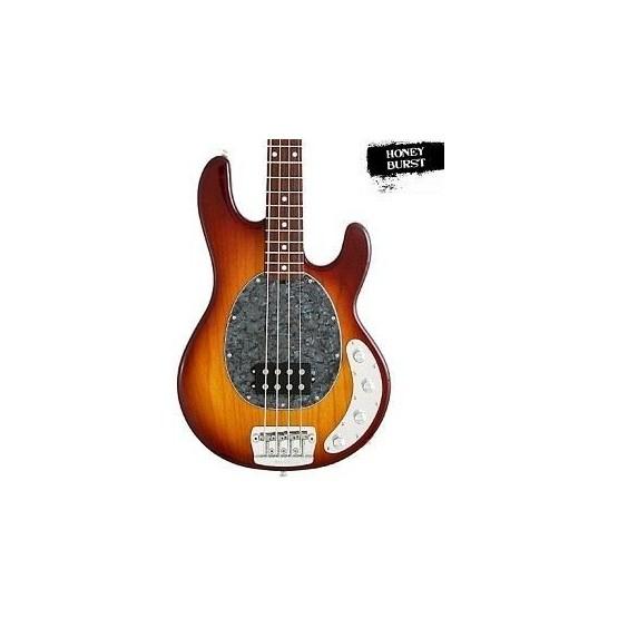 MUSICMAN STINGRAY 5 BAJO ELECTRICO 5 CUERDAS HONEY BURST 150 70 10 02