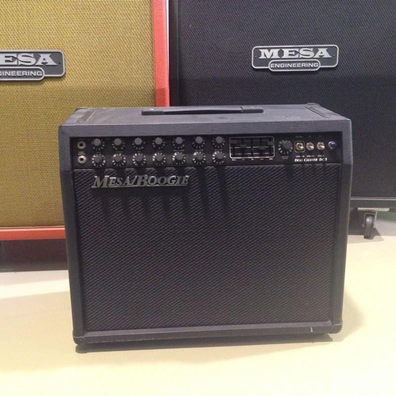 Comprar mesa boogie dc 5 amplificador guitarra segunda for Mesa segunda mano