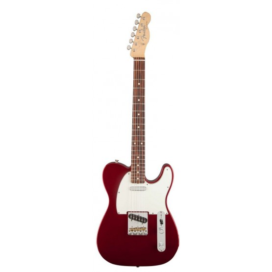 FENDER CLASSIC PLAYER BAJA 60S TELECASTER RW GUITARRA ELECTRICA CANDY APPLE RED