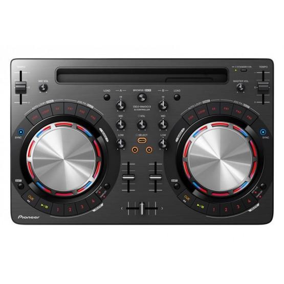PIONEER DDJ WEGO3 K CONTROLADOR DJ NEGRO. OUTLET