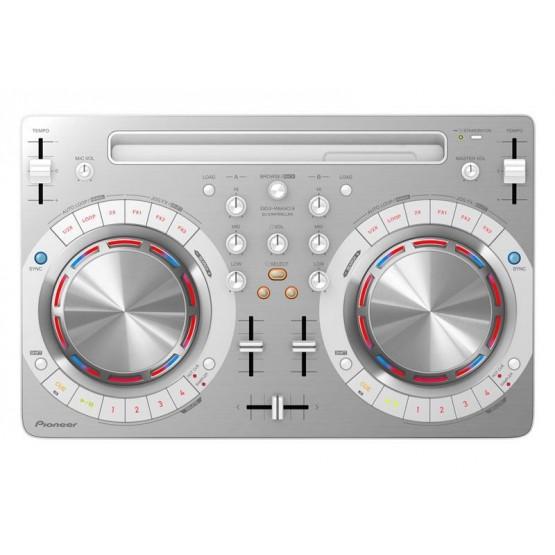 PIONEER DDJ WEGO3 W CONTROLADOR DJ BLANCO. OUTLET