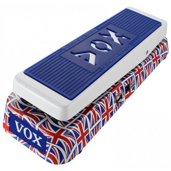 VOX V847 UNION JACK PEDAL WAH. OUTLET