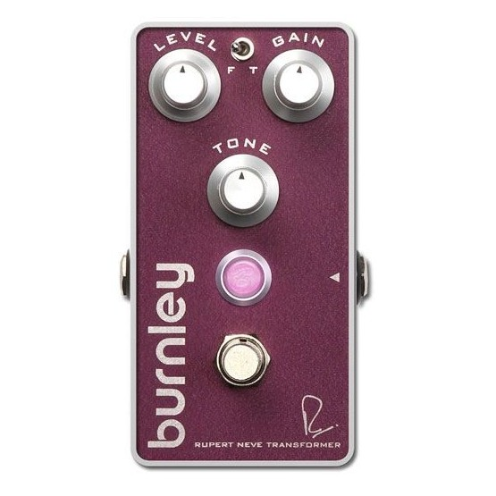 BOGNER BURNLEY PEDAL DISTORSION