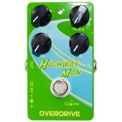 CALINE CP25 HIGWAY MAN PEDAL OVERDRIVE
