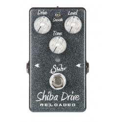 SUHR SHIBA RELOADED GALACTIC PEDAL DISTORSION OVERDRIVE