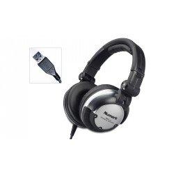 NUMARK PHX USB AURICULARES DJ CON USB. OUTLET